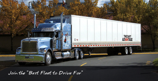 Owner op truck